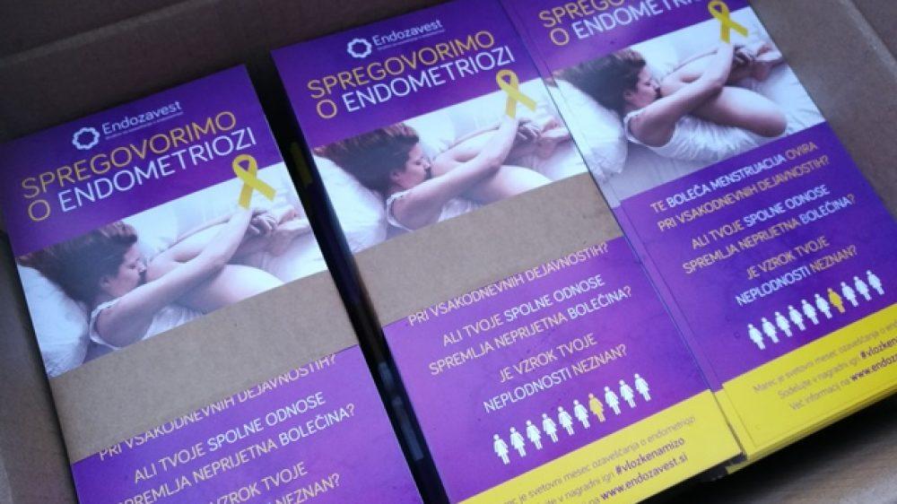 Akcija ozaveščanja o endometriozi 2017