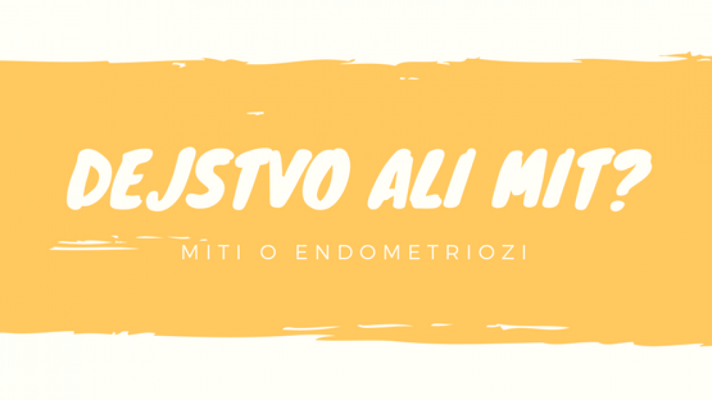 Top 20 mitov o endometriozi – I. del